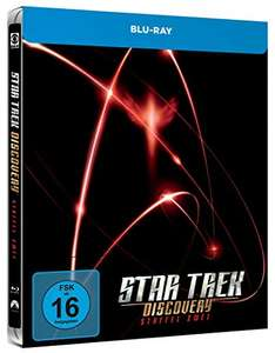 [Amazon / Prime] Star Trek Discovery - Staffel 2 - Blu-Ray Steelbook