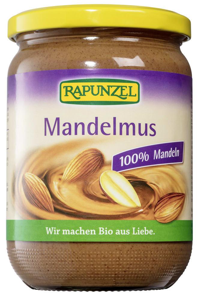 Rapunzel Mandelmus 10 x 500g sowie andere Sorten + Cashback