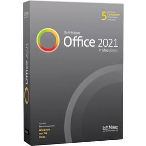 SoftMaker Office Professional 2021 (mit türkischem VPN sogar für 25,50€)