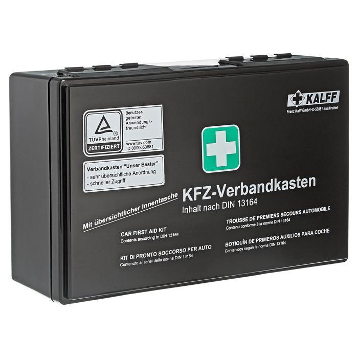 KFZ-Verbandkasten KALFF für 3,99 Euro [Toom-Filiale]
