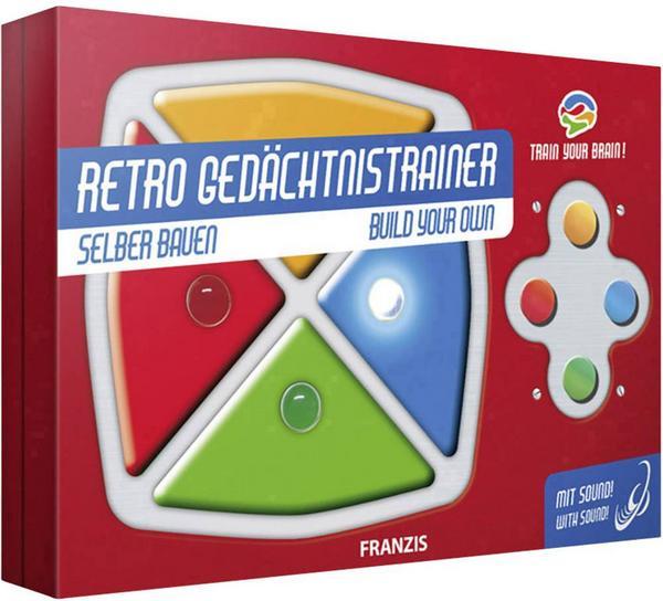 Franzis - Retro Gedächtnistrainer oder Block Game selber bauen