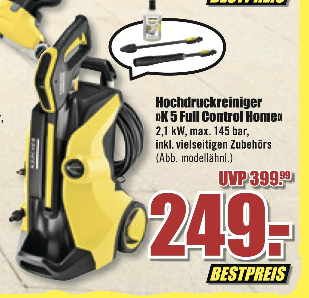 [Regional & offline] Hochdruckreiniger Kärcher K5 Full Control Home