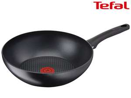 Tefal Delica Pro Wokpfanne G11519 (Ø 28 cm, Für alle Herdarten geeignet) [iBOOD]