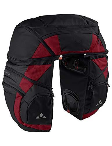 (Amazon) VAUDE Karakorum Pro 68l Fahrradtasche inkl. abnehmbarem Daypack und Regenhülle