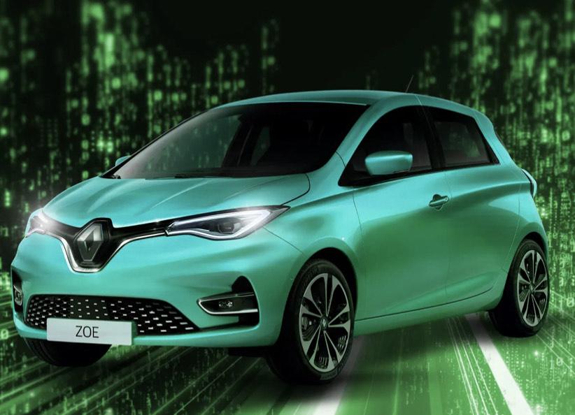 Gewerbe Leasing Renault Zoe Experience 39€/Mon LF0,13 / Batteriemiete inkl./ mit Bafa Anzahlung 6100€