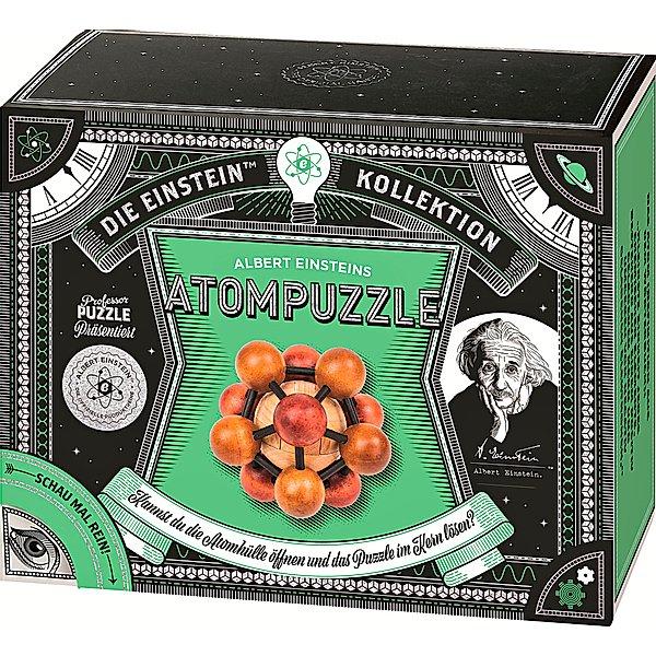 Albert Einsteins Atompuzzle für 7,99 Euro [Jokers-Blitzangebot]
