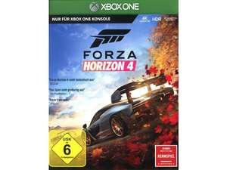 Forza Horizon 4 für Xbox One