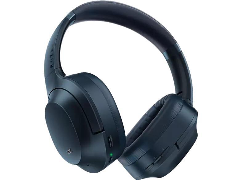Razer Opus - Blau - Kabelloser Kopfhörer mit THX und ANC