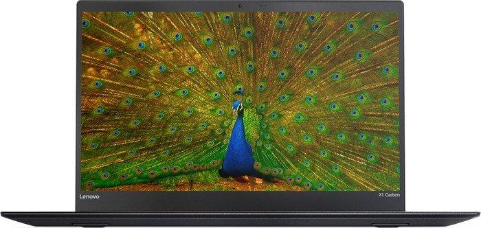 (Grade A) Lenovo ThinkPad X1 Carbon Gen 5 - 14,0 Zoll - Core i5-6300U @ 2,4 GHz - 8GB RAM - 250GB SSD - FHD (1920x1080) - Webcam - Win10Pro