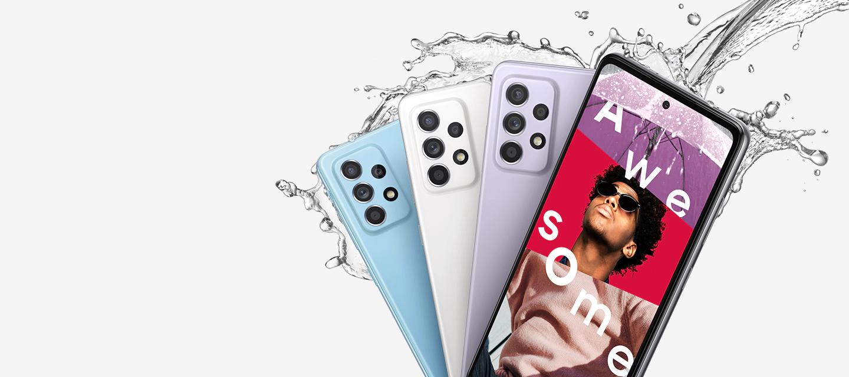 Samsung Galaxy A52 und A72 mit 2x Galaxy Buds+ (Fehler?)