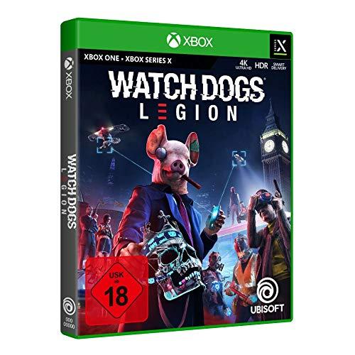 (Vorbestellung) Watch Dogs: Legion - Standard Edition - [Xbox One, Xbox Series X] für 16,99€ + VSK