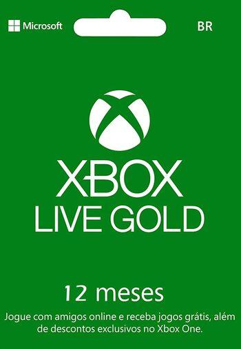 Xbox Gold BRAZIL > Ultimate Pass