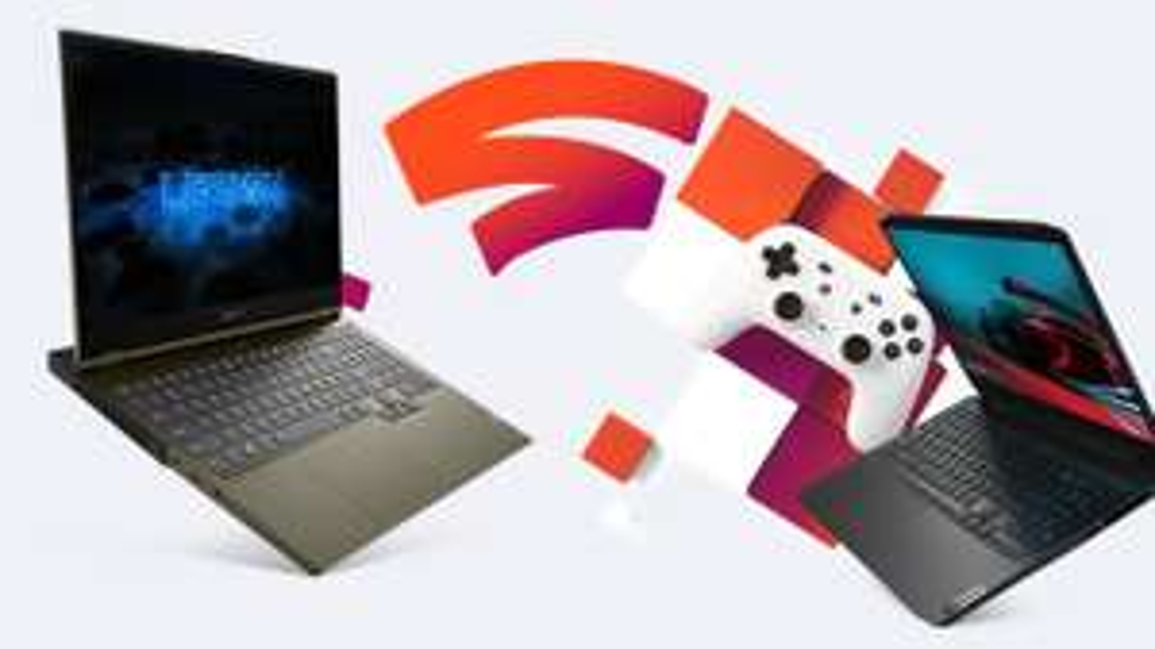 3 Monate Stadia Pro beim Kauf Lenovo Legion- oder Lenovo IdeaPad-PC