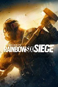 [microsoft store] Tom Clancy's Rainbow Six Siege kostenlos spielen | Xbox Live Gold | Xbox one + Series