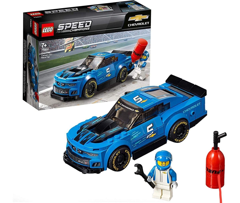 (Prime) LEGO 75891 Speed Champions Rennwagen Chevrolet Camaro ZL1