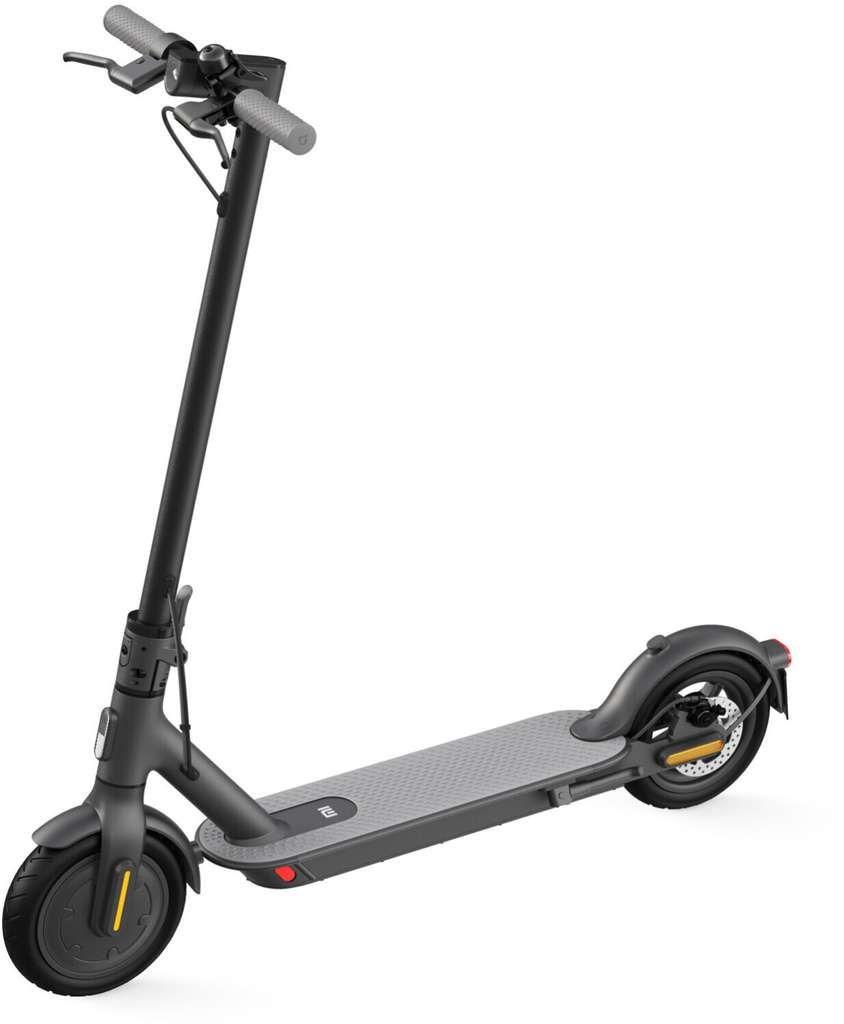 XIAOMI Mi Scooter 1S E-Scooter (8,5 Zoll, Straßenzulassung, bis 100kg, max 20 km/h, max 30km)