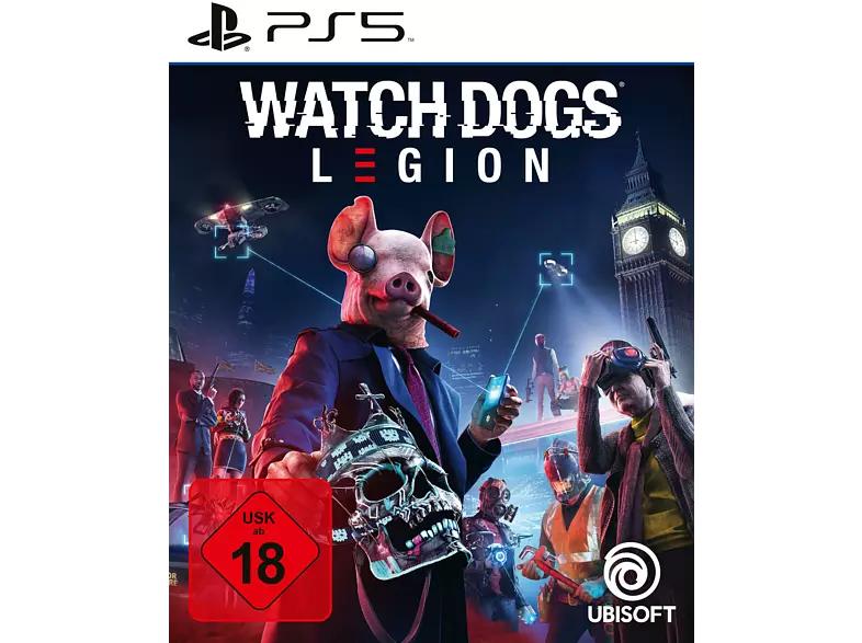 [MM & Saturn | Abholung] Watch Dogs: Legion PS5 oder PC