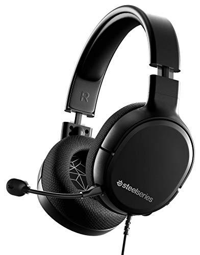 SteelSeries Arctis 1 Gaming Headset für PC, PS5, PS4, Xbox, Switch für 44,25€ (Amazon.es)