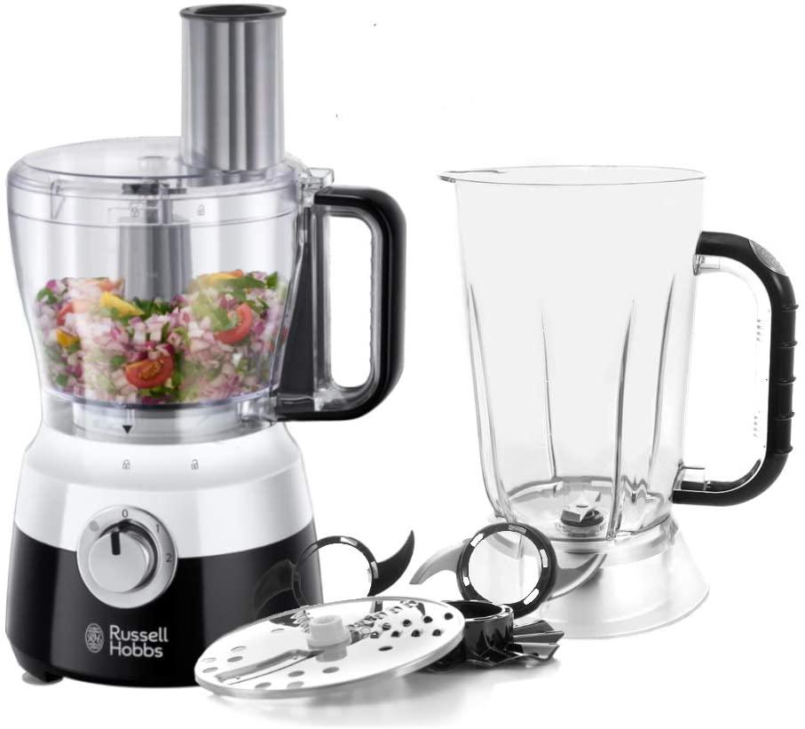 Russell Hobbs Horizon Küchenmaschine mit 600 Watt, 1,5l, Impuls-/Ice-Crush-Funktion für 44,94€ (Penny)