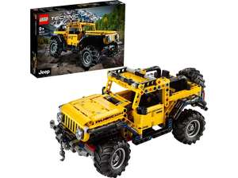 (MediaMarkt & Saturn Filialabholung) Lego Technic 42122 Jeep Wrangler (UVP - 36%)