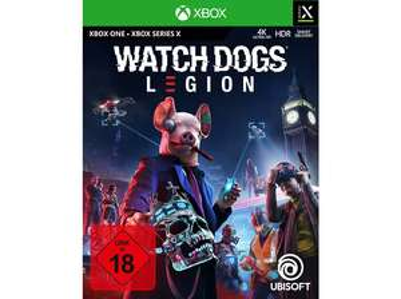 (Xbox One/Series X) Watch Dogs: Legion - Standard Edition (Saturn Marktabholung)
