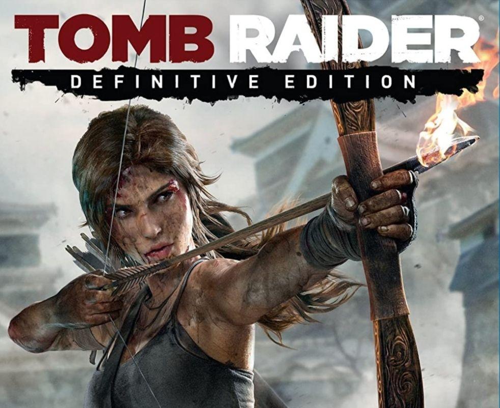 Tomb Raider: Definitive Edition (PS4/XBOX)