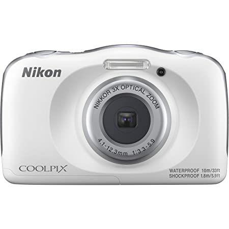 Nikon Coolpix W150 weiß für Kinder perfekt