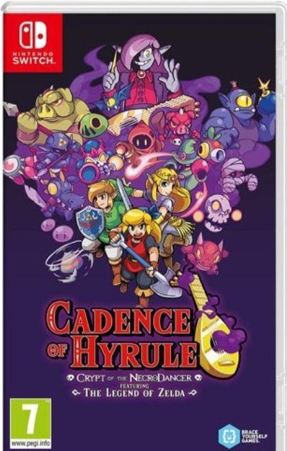 Cadence of Hyrule - Crypt of the NecroDancer feat. The Legend of Zelda für Nintendo Switch