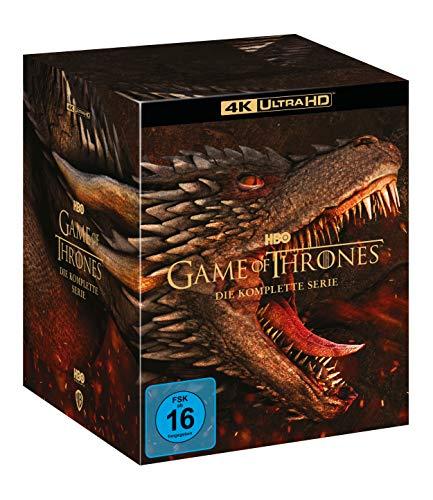 GoT UHD Blu-ray Box