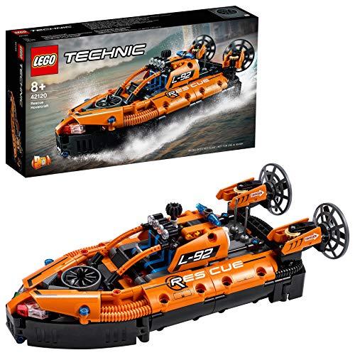 [Amazon Prime] LEGO Technic - Luftkissenboot für Rettungseinsätze 42120