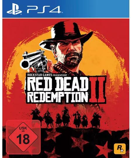 Red Dead Redemption 2 (PS4 & Xbox One) für 14,99€ (Media Markt & Saturn Abholung)