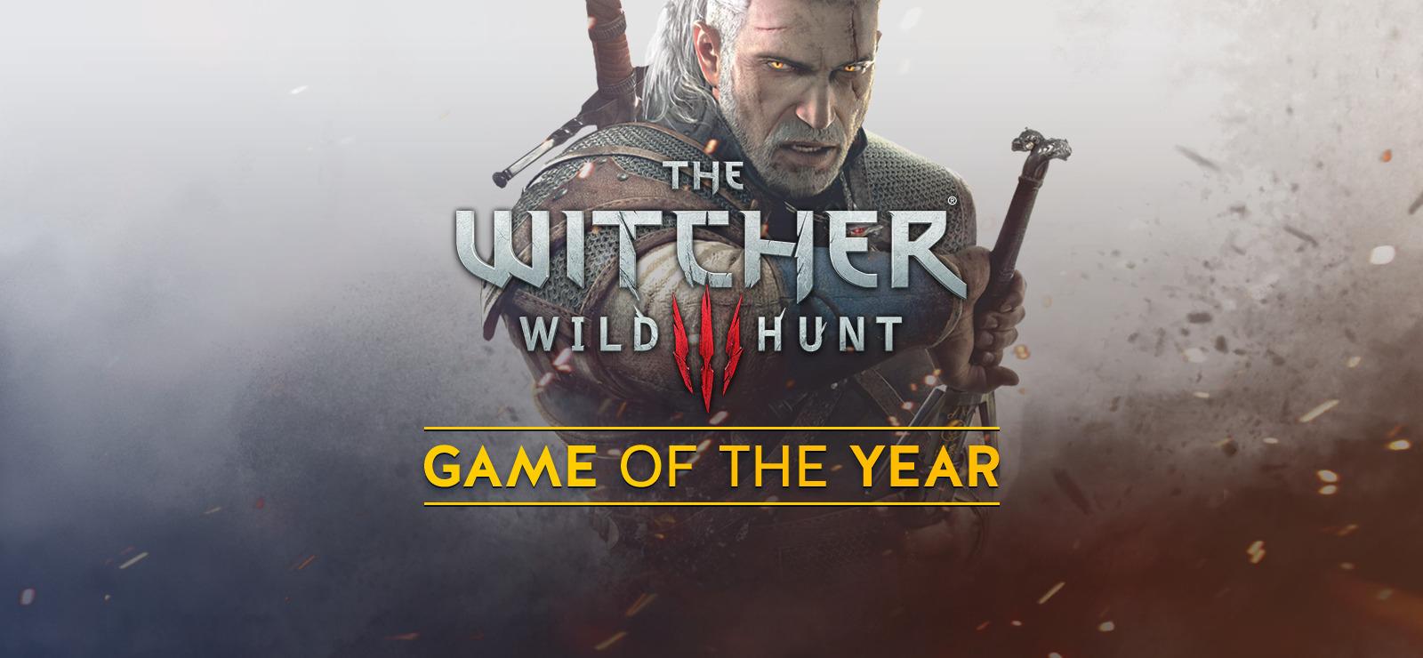 The Witcher 3: Wild Hunt - Game of the Year Edition für 10€ direkt bei GOG oder Steam