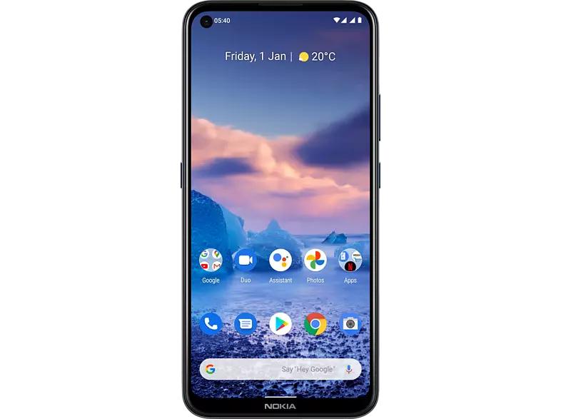 Android One Nokia 5.4 Dual-SIM 128GB Polar Night