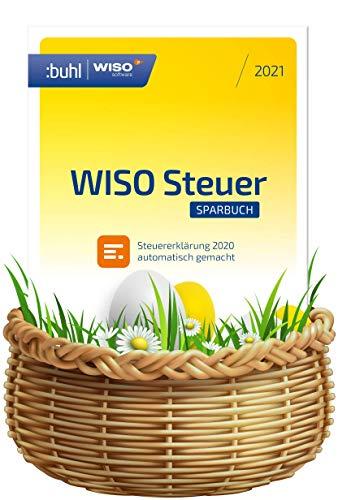 WISO Steuer-Sparbuch 2021 (für Steuerjahr 2020) - Code per Mail