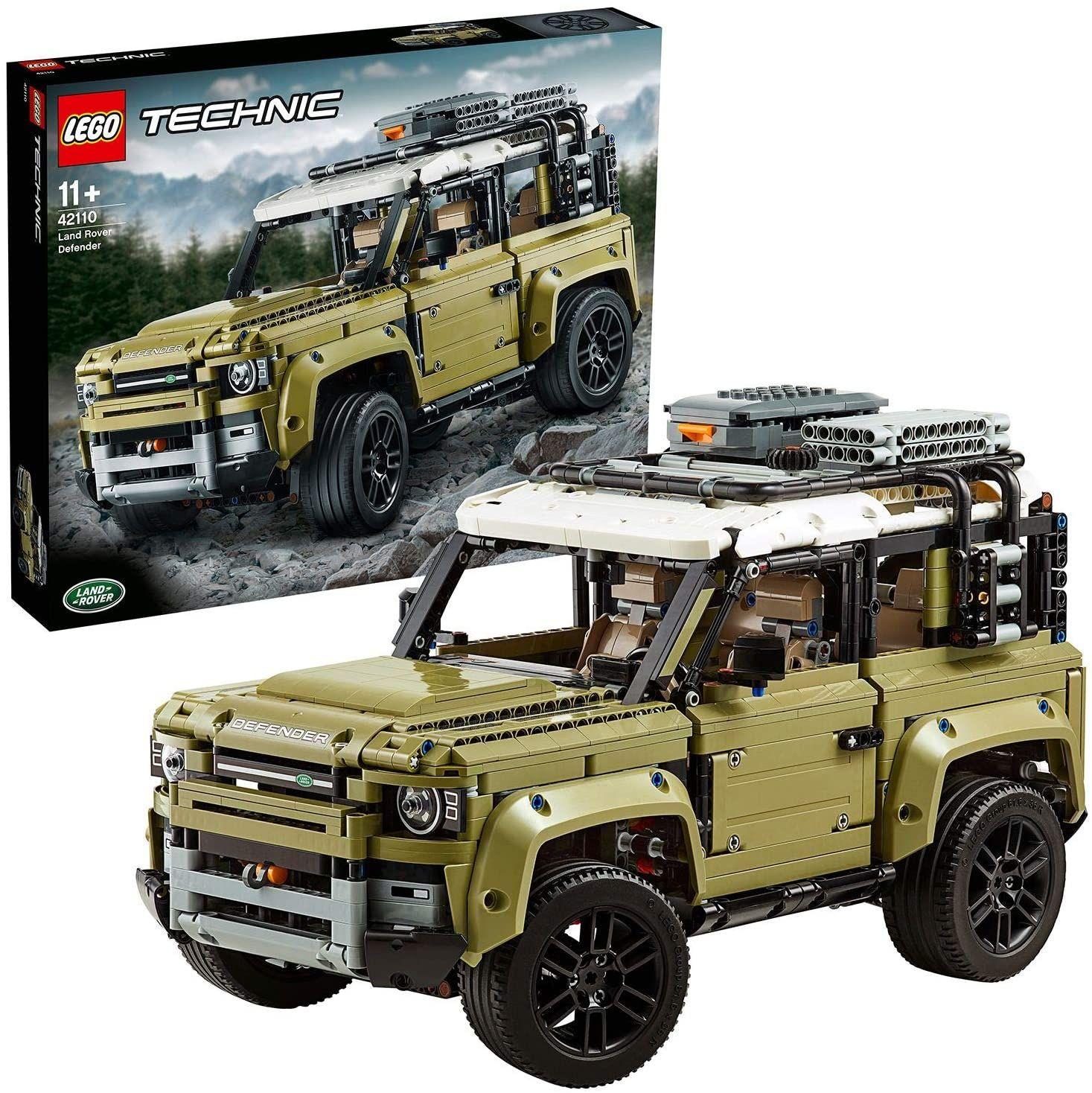LEGO Technic (42110) Land Rover Defender - 2.573 Teile