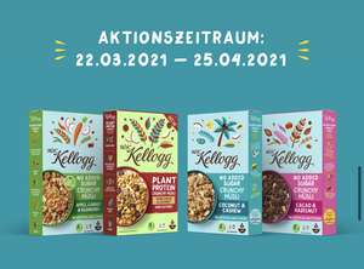 GZG - W.K. Kellogg Müsli Crunchy