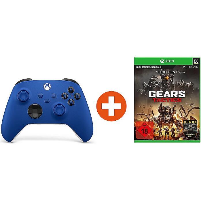 Microsoft Xbox Wireless Controller inkl. Gears Tactis für 59,89€ inkl. Versand (Cyberport)