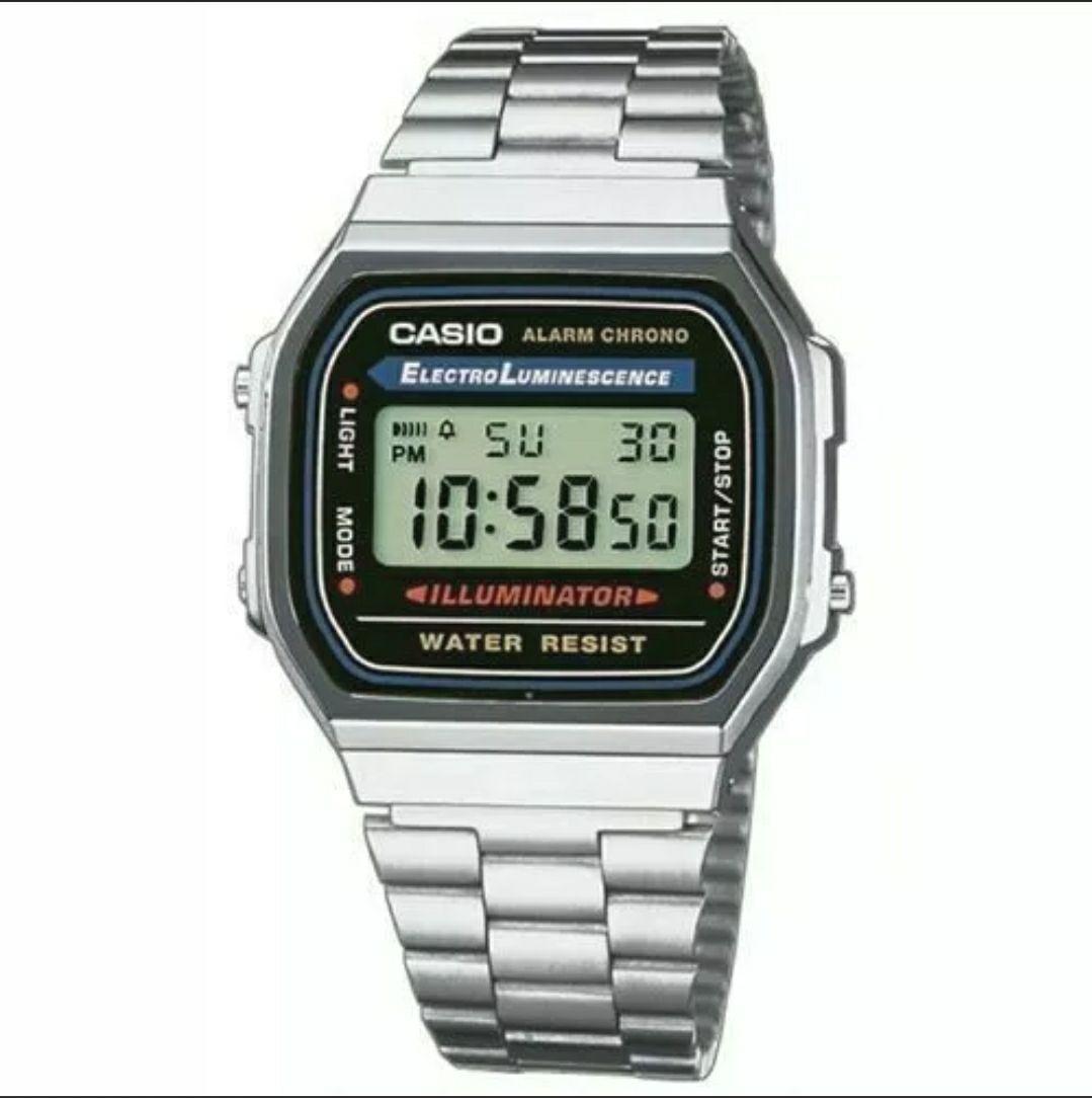 [Prime] Casio Armbanduhr A168WA-1YES
