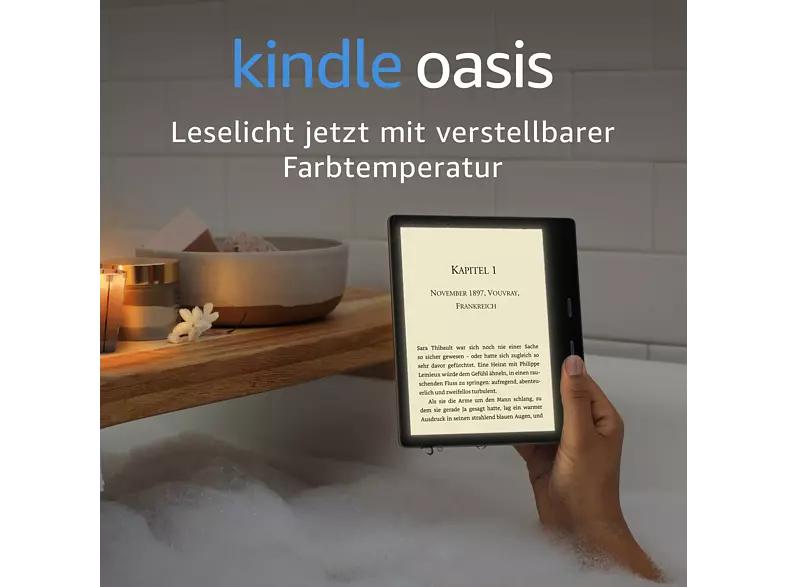Kindle Oasis 2019 8GB WiFi grafit - Saturn 159,99 (Newsletter) & NBB 168,99 lieferbar