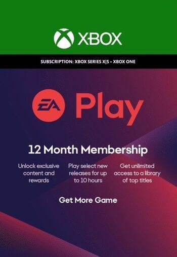 12 Monate EA Play (= 4 Monate Xbox Game Pass Ultimate-Verlängerung mit aktivem Abo)