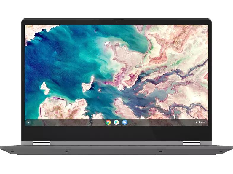 """Lenovo IdeaPad Flex 5 Chromebook (13.3"""" FHD IPS, Touch Convertible, i5-10210U, 8GB RAM, 128GB SSD, bel. Tastatur, USB-C DP"""