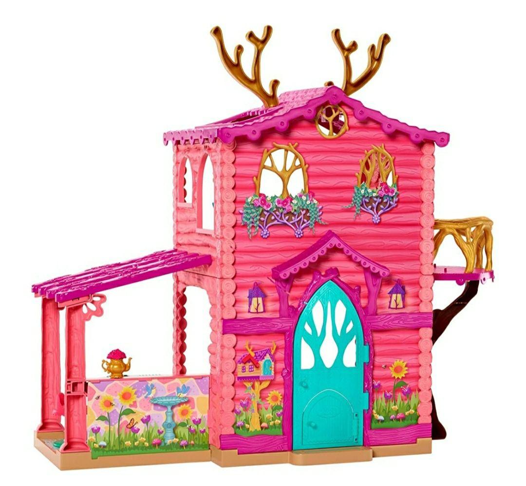 Enchantimals Reh Spielset mit Puppenhaus inkl. Danessa Deer (Amazon - Prime)