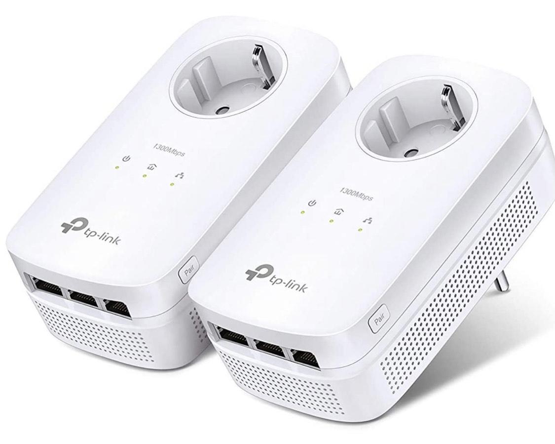 Amazon TP-Link TL-PA8030P KIT 1300Mbit/s 6x Gigabit Ports