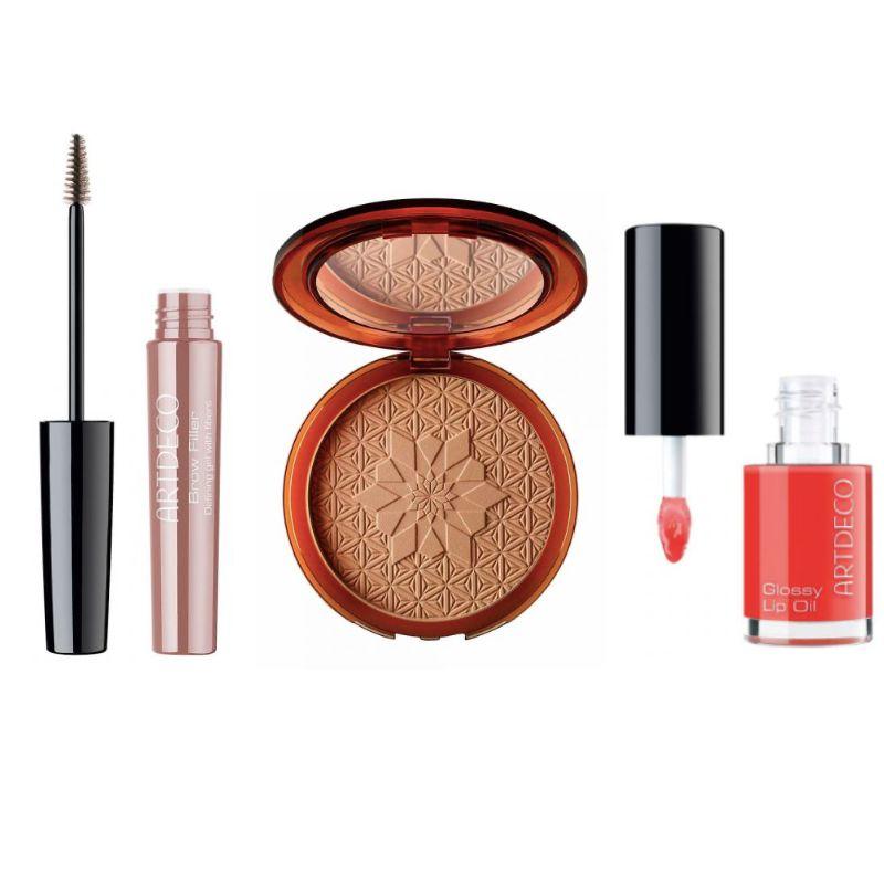 Halber Preis auf Kosmetik im Artdeco-Outlet, z.B. Glossy Lip Oil für 4,98€, Color Lip Shine Lipstick für 7,48€ + gratis Lipstick ab 35€