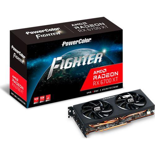 12GB Powercolor Radeon RX 6700XT Fighter DDR6 (Retail)
