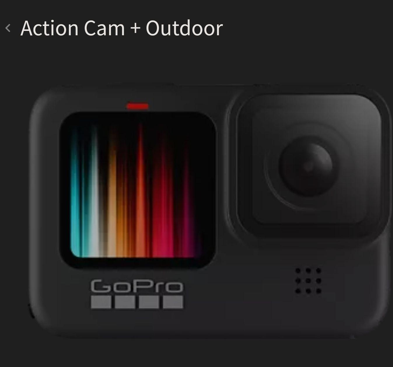 GOPRO Hero9 Black Action Cam