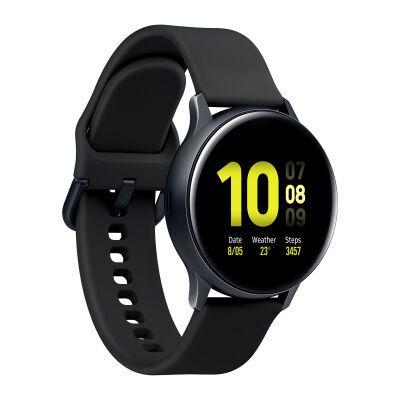Samsung Galaxy Watch Active2 - Aluminium 40mm, Aqua Black (WICHTIG: Vorfürwahre)