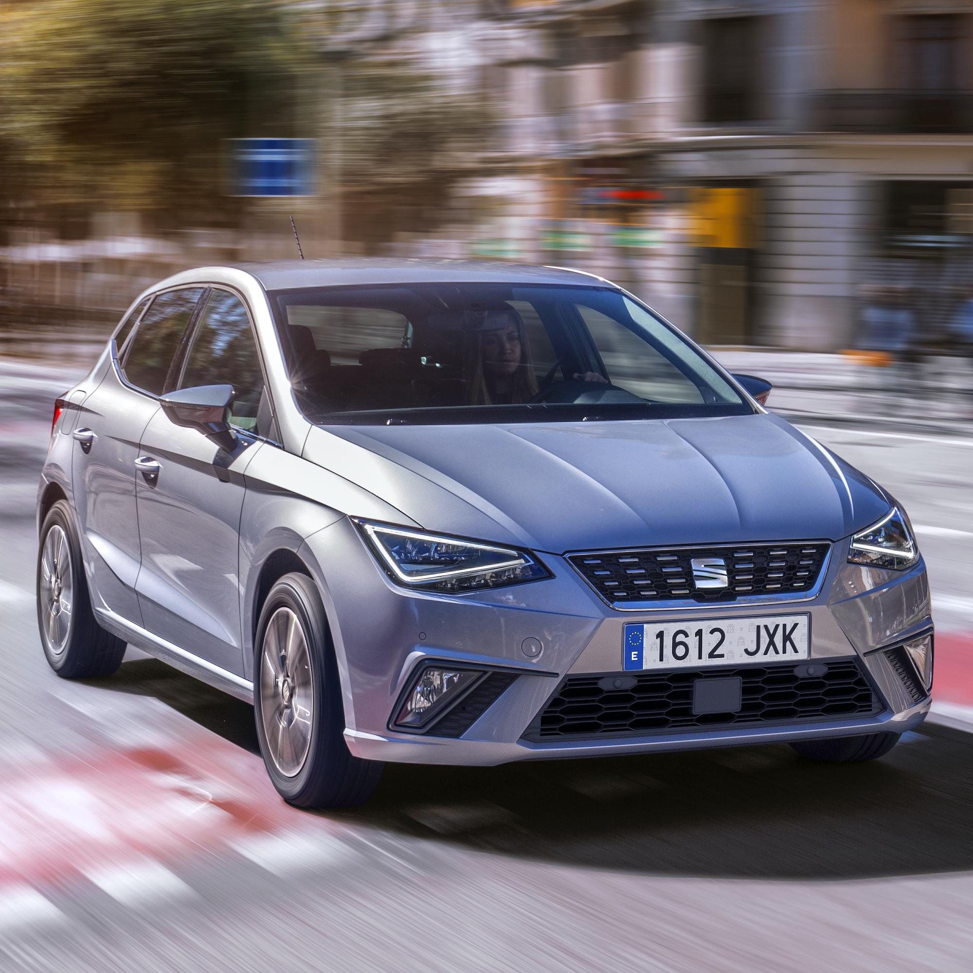 [All-Inclusive-Leasing] Seat Ibiza Xcellence (95 PS) mtl. 239€ od. (110 PS) mtl. 249€, 10.000km, 6 Monate inkl. Vollkasko, Überführung, etc.