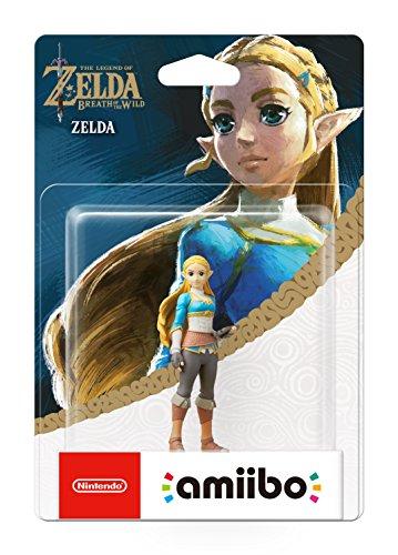 Nintendo amiibo - Prinzessin Zelda (Breath of the Wild) für 16,85€ inkl. Versand (Amazon.es)