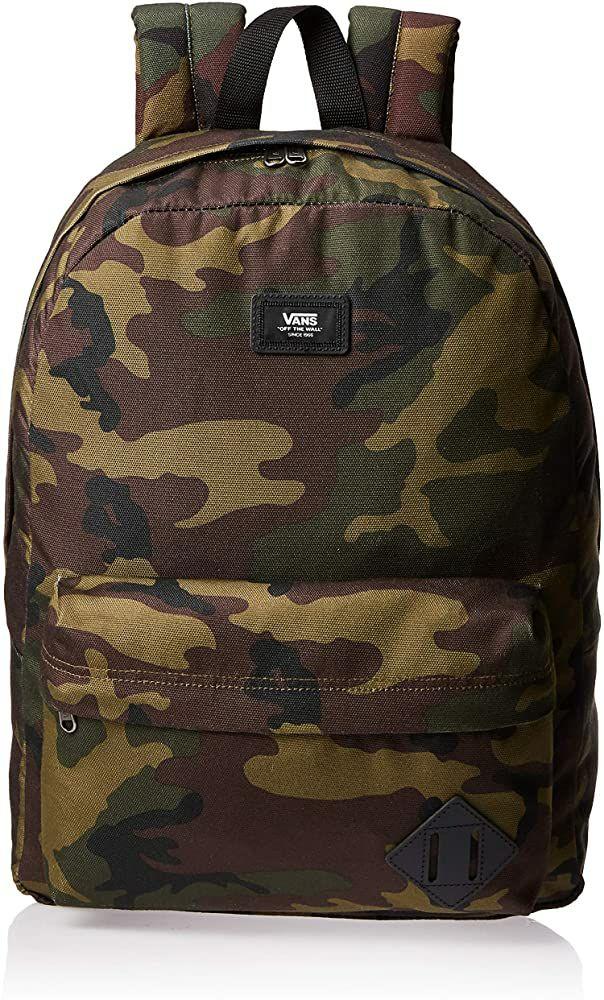 Vans Old Skool III Backpack, 22 L, 15-Zoll Laptopfach, classic camo [Amazon Prime]
